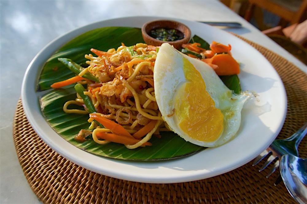 バリ島 Tanjung Sari Hotel 滞在記 その3 MIE GORENG