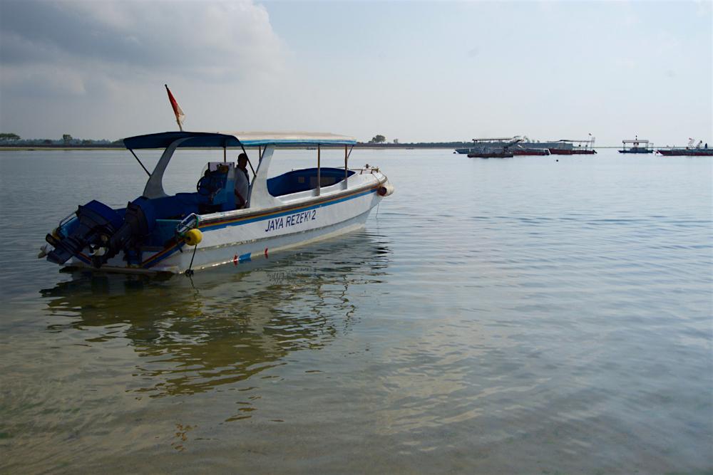 バリ島 Tanjung Sari Hotel 滞在記 その3 トローリング1