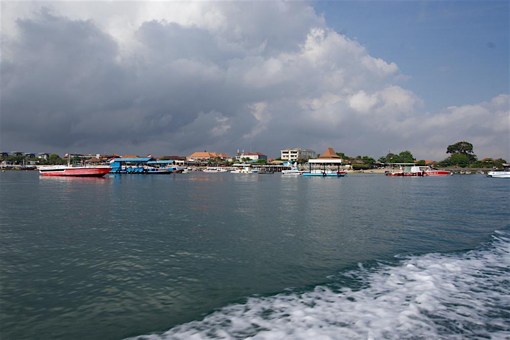 バリ島 Tanjung Sari Hotel 滞在記 その3 トローリング2