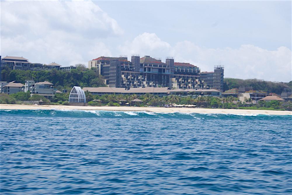 バリ島 Tanjung Sari Hotel 滞在記 その3 トローリング キロ