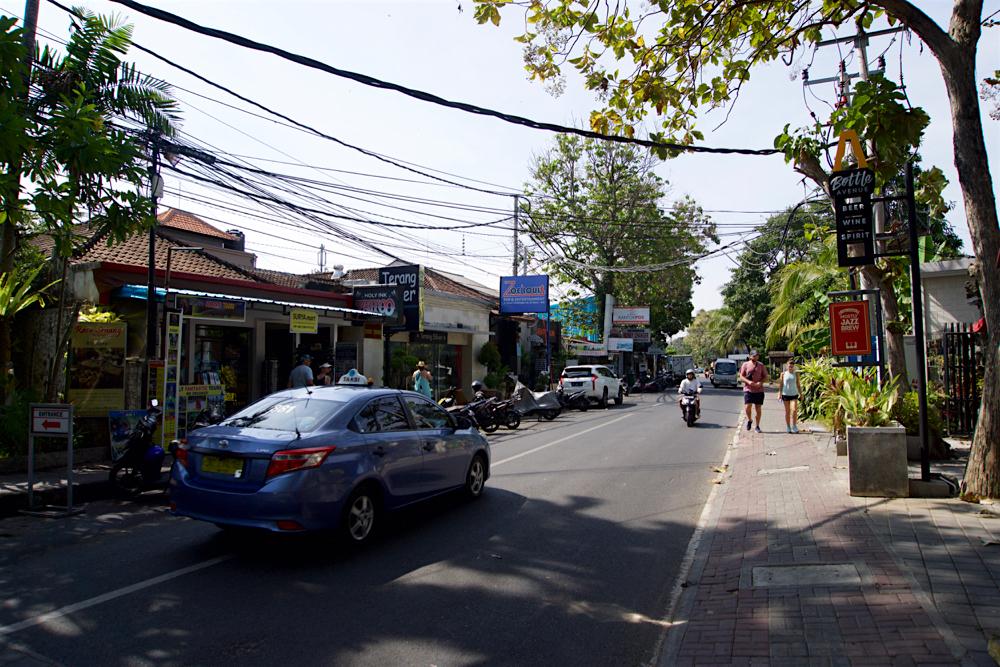 バリ島 Tanjung Sari Hotel 滞在記 その5 サヌール界隈
