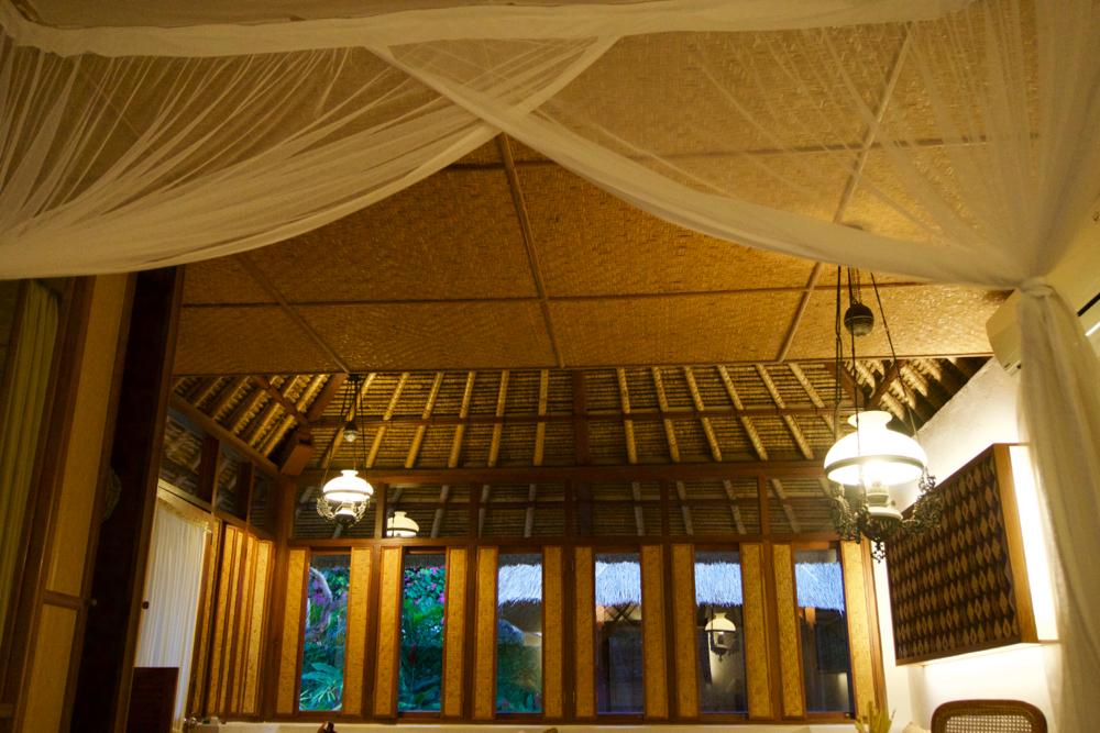バリ島 Tanjung Sari Hotel 滞在記 その3 ベッド