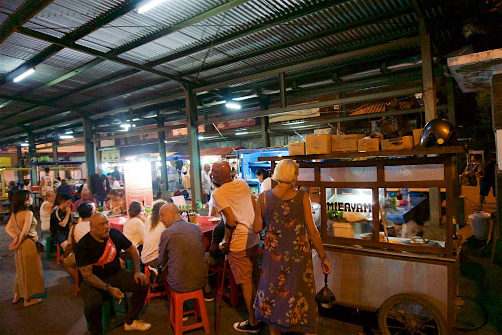 バリ島 Tanjung Sari Hotel 滞在記 その3 パサール シンドゥ(サヌール市場)