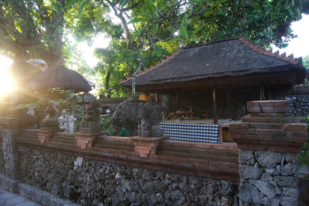 バリ島 Tanjung Sari Hotel 滞在記 その3 ホテル敷地2