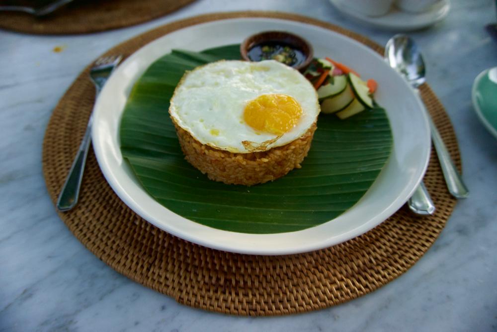 バリ島 Tanjung Sari Hotel 滞在記 その5 NASI GORENG