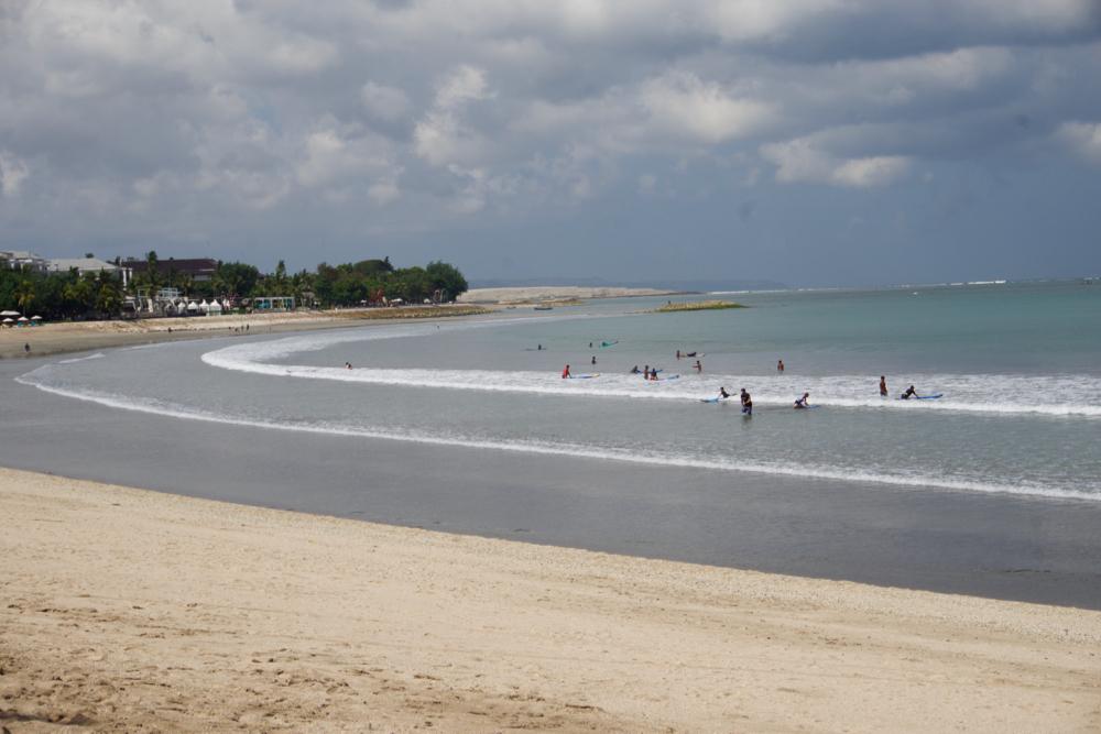 バリ島 Tanjung Sari Hotel 滞在記 その5 クタビーチ3