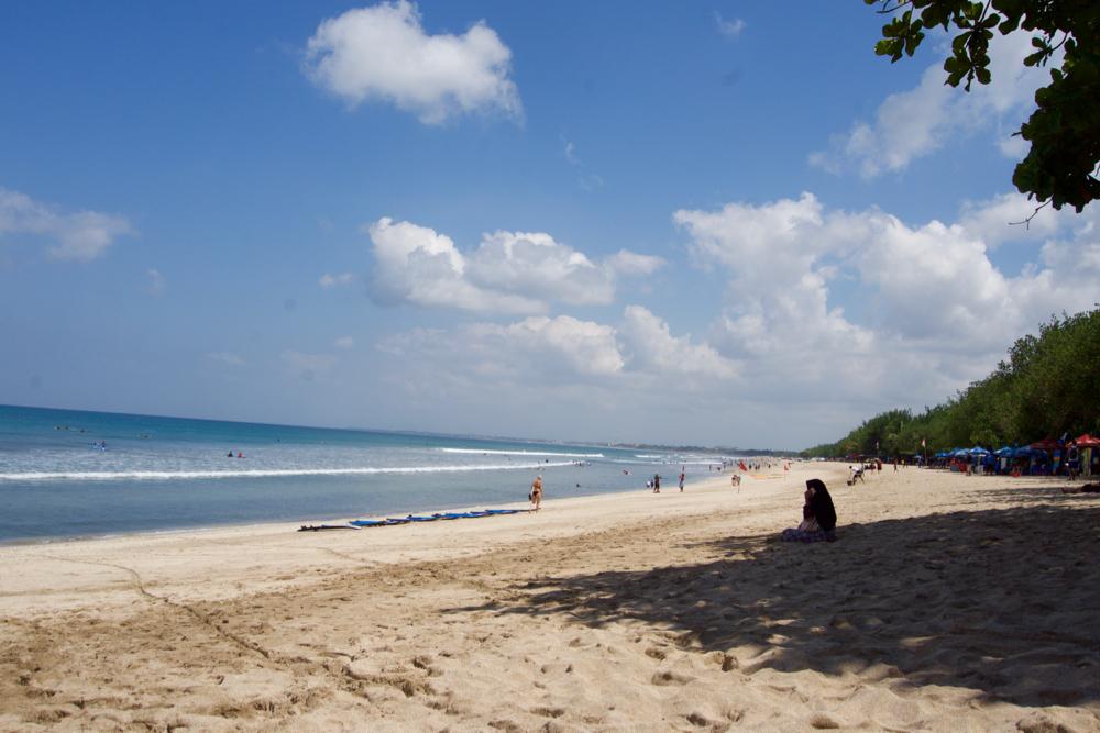バリ島 Tanjung Sari Hotel 滞在記 その5 クタビーチ2