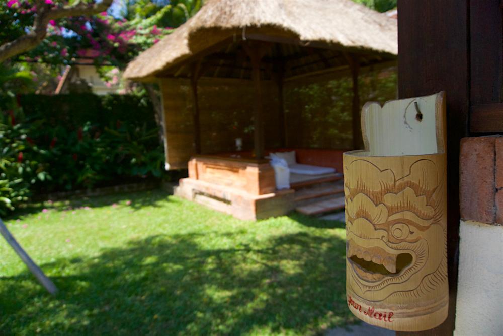 バリ島 Tanjung Sari Hotel 滞在記 その3 離れ