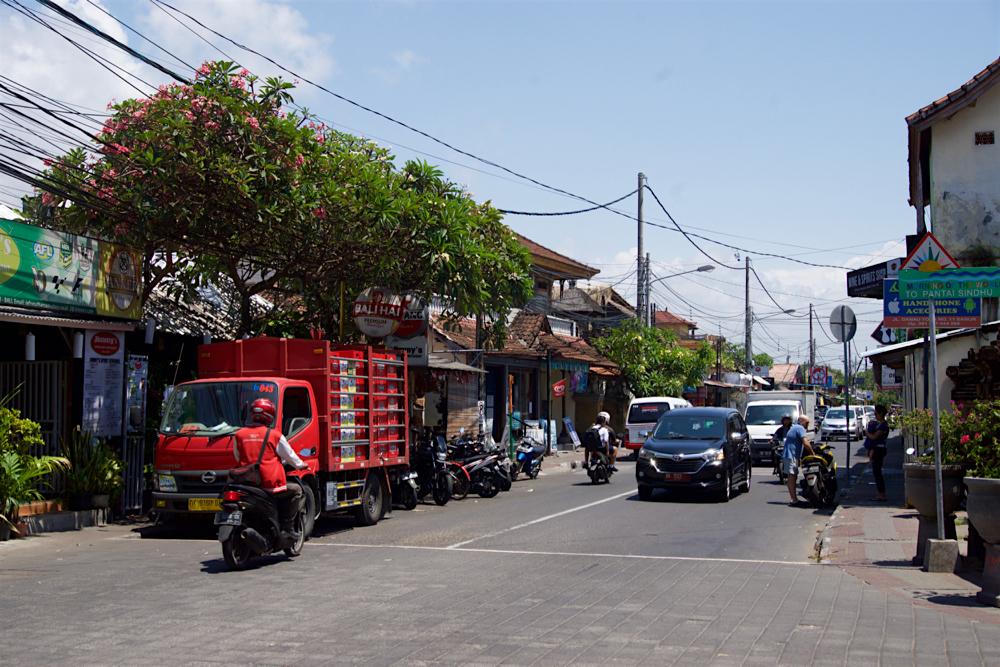 バリ島 Tanjung Sari Hotel 滞在記 その6 街並み