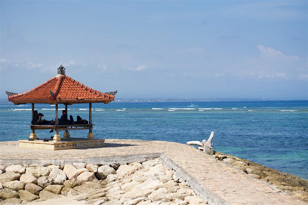 バリ島 Tanjung Sari Hotel 滞在記 その6  ビーチ3