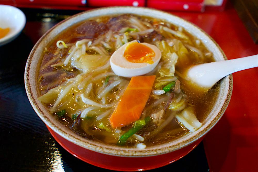 ラーメン本舗 紅一点@宇都宮市上戸祭 紅一点麺