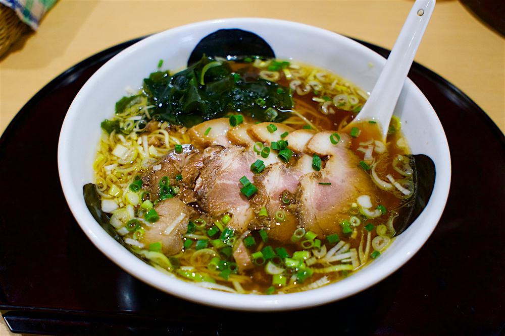 中華BARU 魔法のキッチン@宇都宮市岩曽町 チャーシュー麺セット