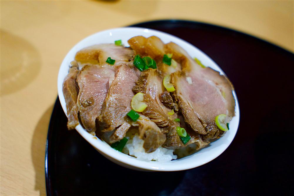 アンディー特製チャーシュー丼