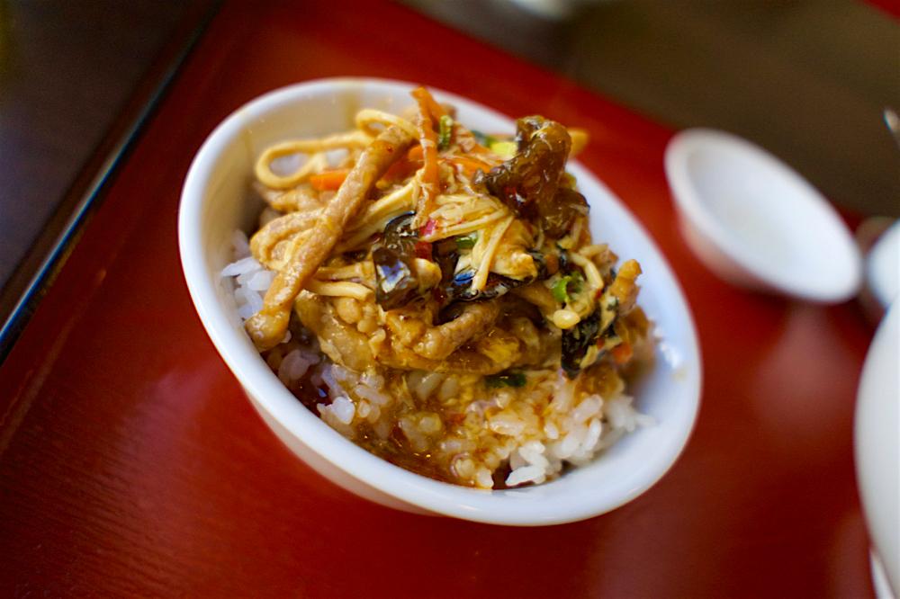 中華晩餐庁 満大人@宇都宮市池上町 アンディー特製スーラー丼
