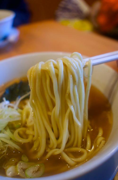 らーめん かすみ@宇都宮市インターパーク4丁目 麺