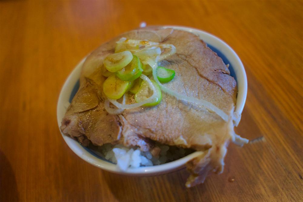 らーめん かすみ@宇都宮市インターパーク4丁目 アンディー丼
