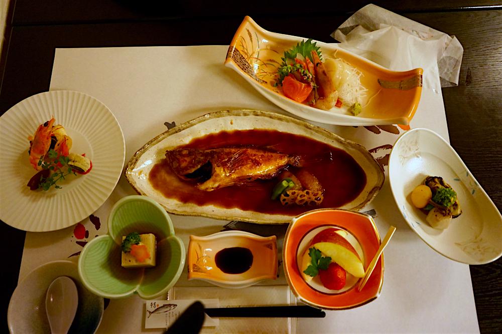 いわき湯本から~の、北茨城巡り うお昭 料理達