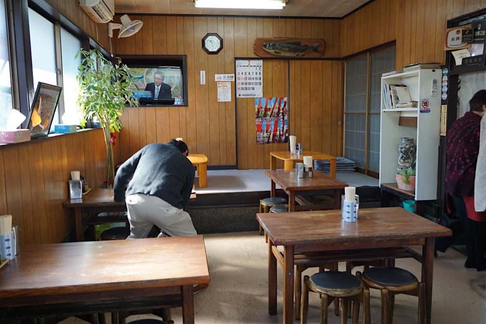 チーナン食堂@福島県いわき市 内観