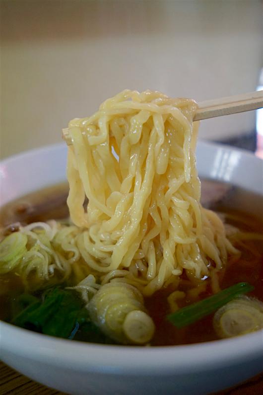ラーメン泉華@小山市犬塚 麺