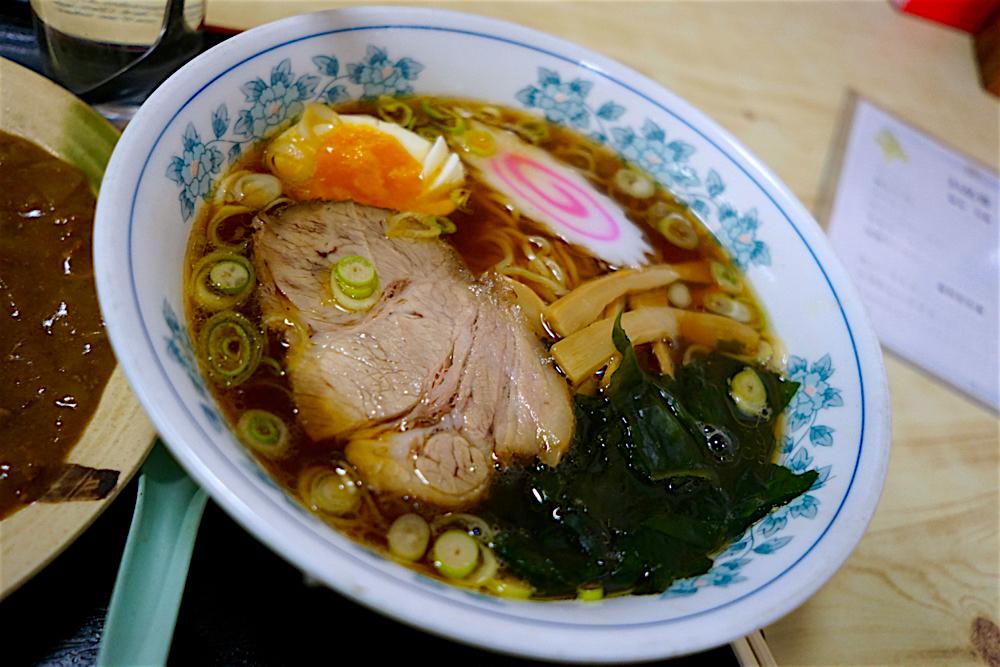 まんぷく食堂@那珂川町馬頭 ラーメン