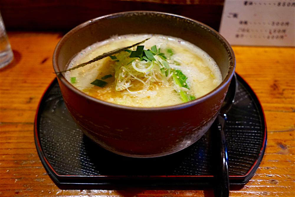 らぁ麺 神成@那珂川町馬頭 らぁ麺 塩1
