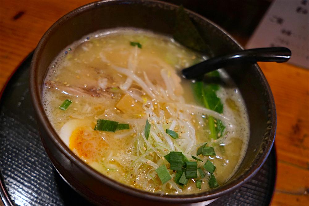 らぁ麺 神成@那珂川町馬頭 らぁ麺 塩2