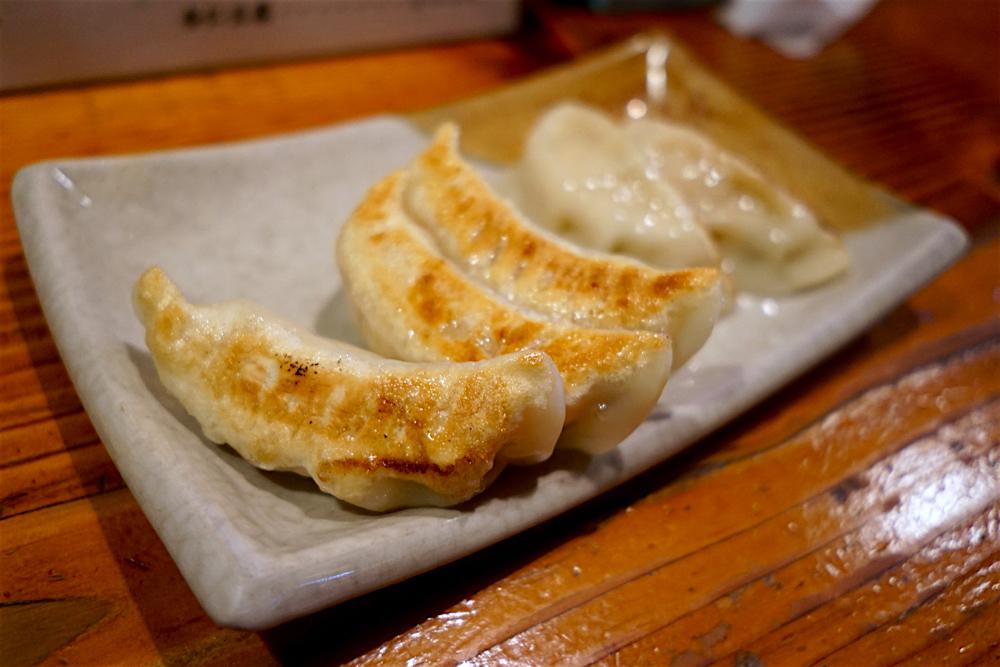 らぁ麺 神成@那珂川町馬頭 餃子