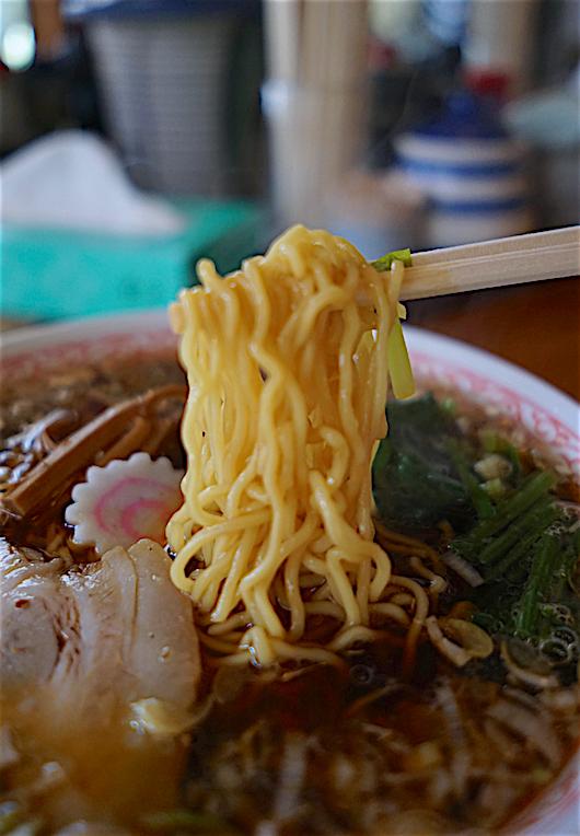 こだま食堂@那須塩原市埼玉 麺