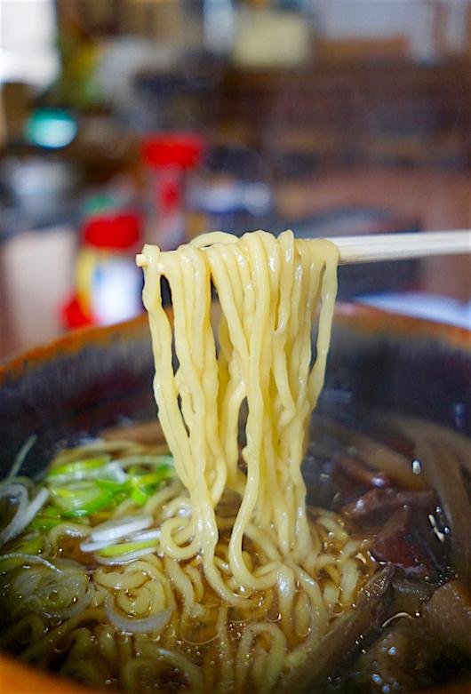 なまずっこレストハウス@那珂川町大山田 麺