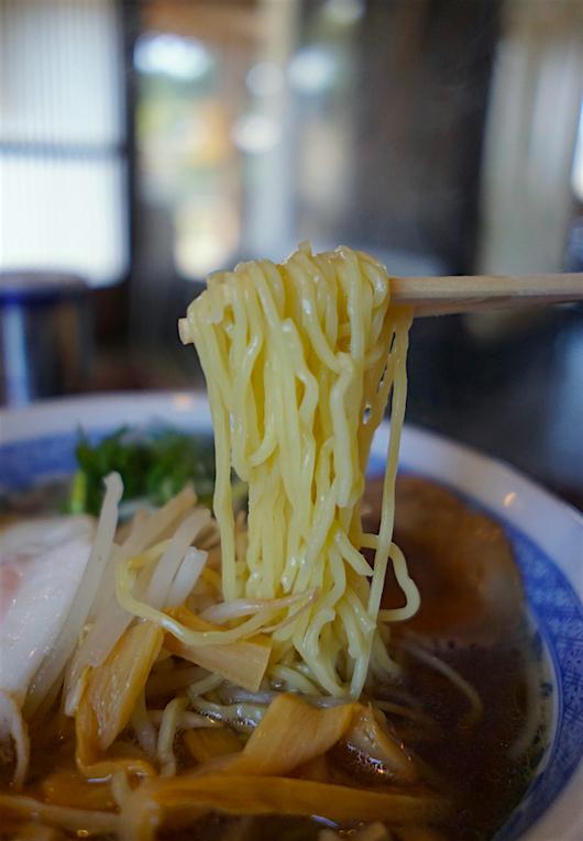 御食事処ながもり@那珂川町小川 麺