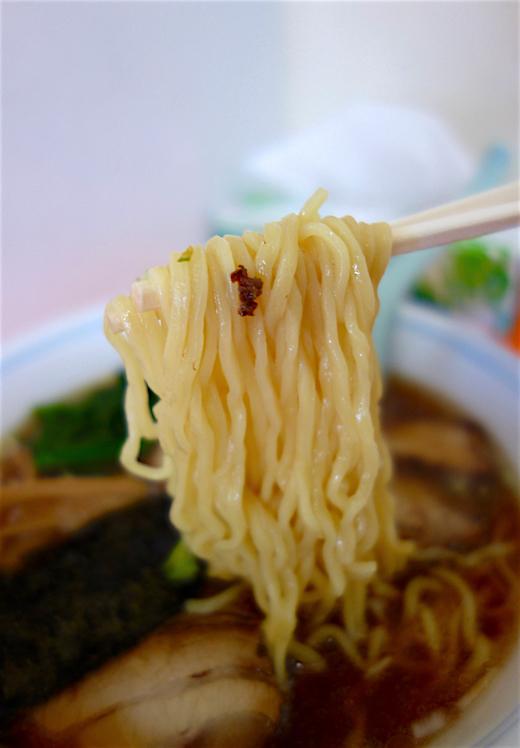 食堂ほし野@宇都宮市平塚町 麺