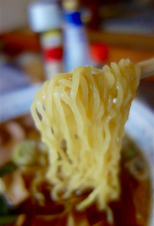 お食事処 たかみ@矢板市東町 麺