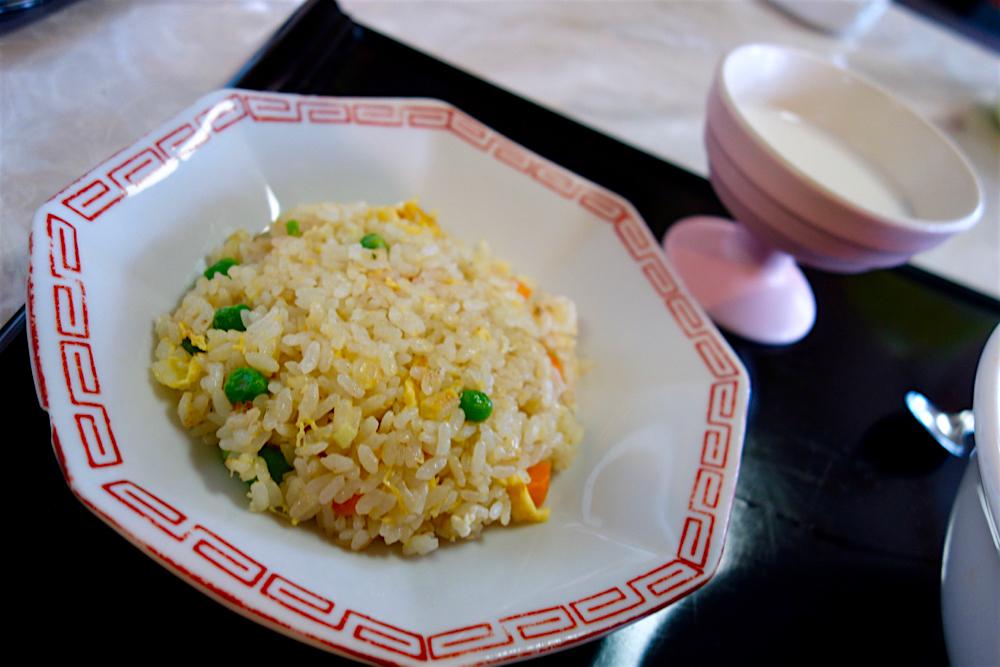 中国料理 一品軒@小山市羽川 半チャーハン