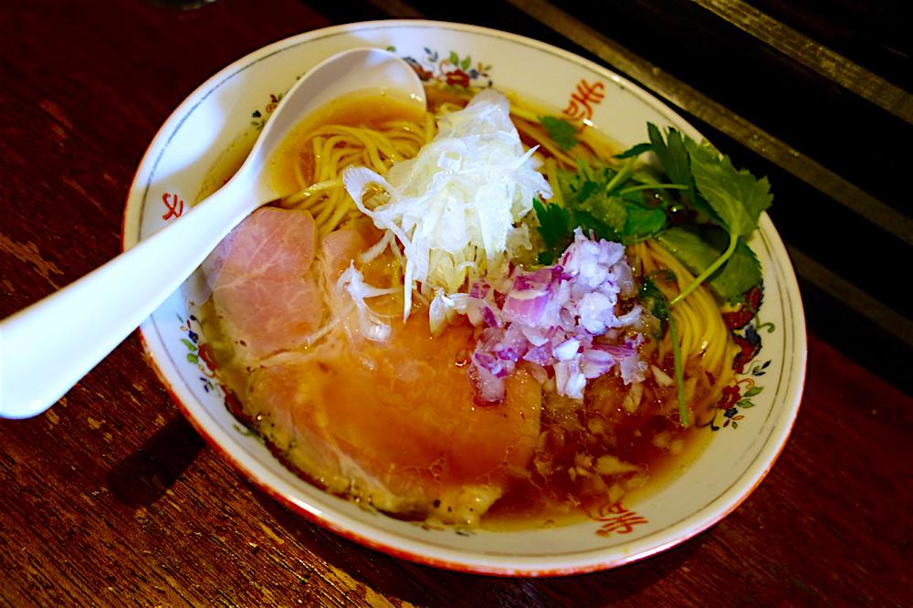 餃子と麺 こむぎ@宇都宮市戸祭 鶏そば