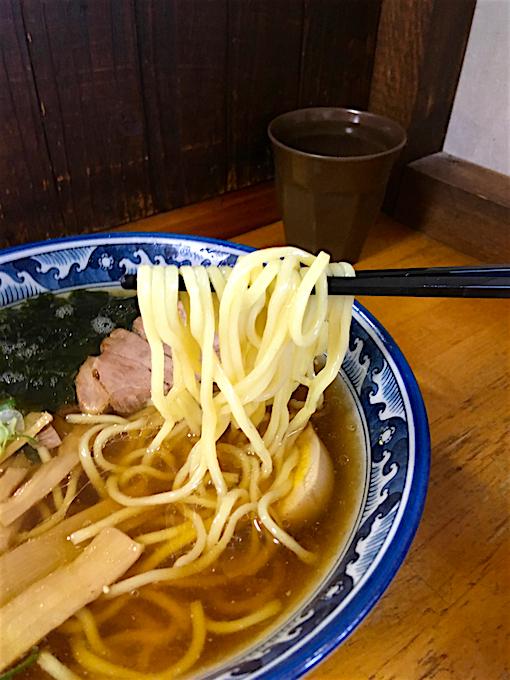 鈴木屋@矢板市中 麺