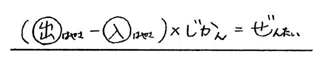 ニュートン算1日目_1