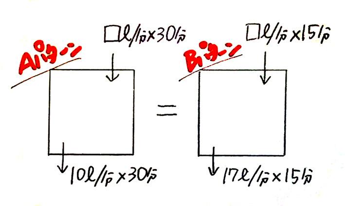 ニュートン算2日目_2