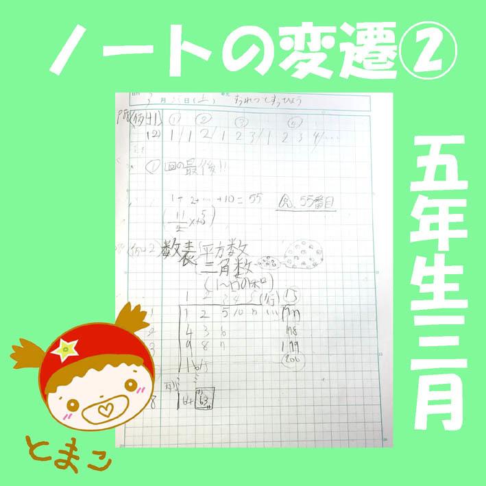 ノート変遷2