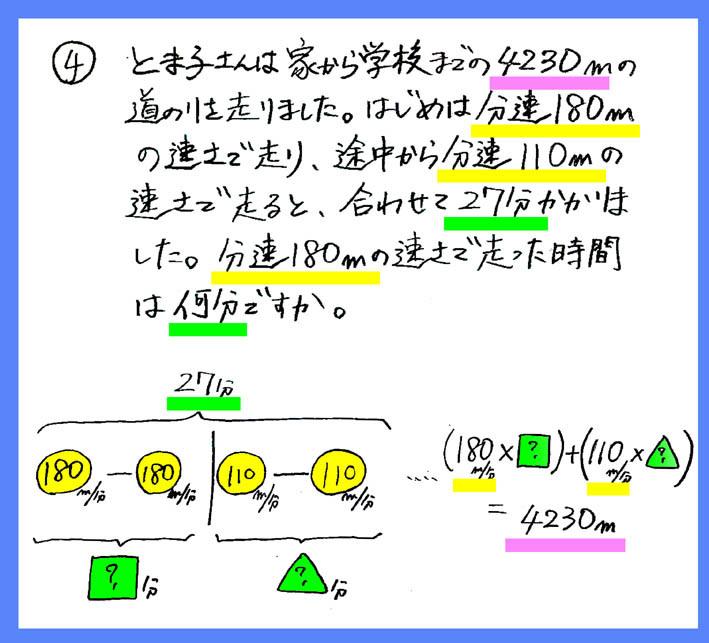 つるかめ算4_5