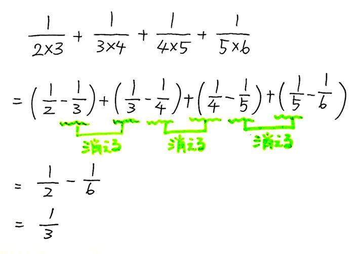 分数の速い計算0_2