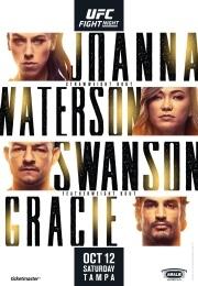 UFCスケジュール 10/13(日) UFC Fight Night 161