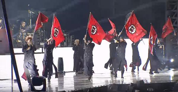 BTSのナチス
