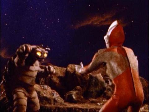 『ウルトラマン』 第38話 「宇宙船救助命令」  光熱怪獣 キーラ