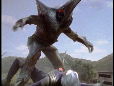 『ウルトラマンティガ』 第7話 「地球に降りてきた男」