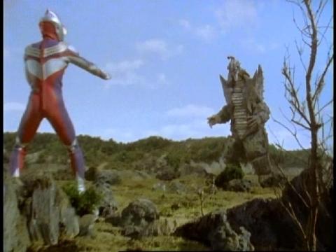 『ウルトラマンティガ』 第14話 「放たれた標的」
