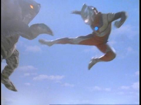 『ウルトラマンティガ』 第15話 「幻の疾走」