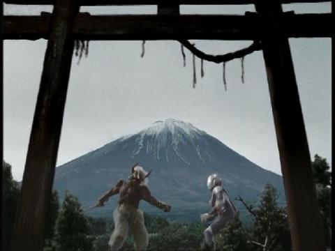 『ウルトラマンティガ』 第16話 「よみがえる鬼神」