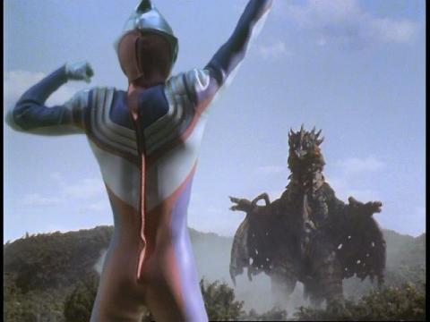 『ウルトラマンティガ』 第32話 「ゼルダポイントの攻防」