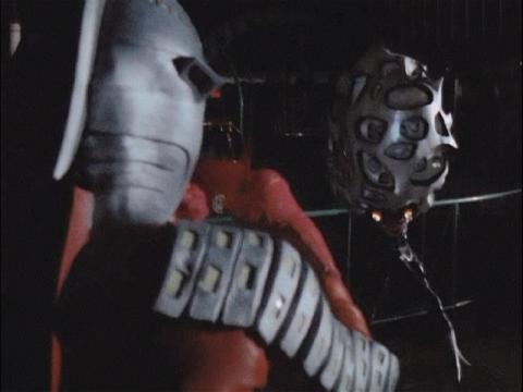 『ウルトラセブン』 第9話 「アンドロイド0指令」