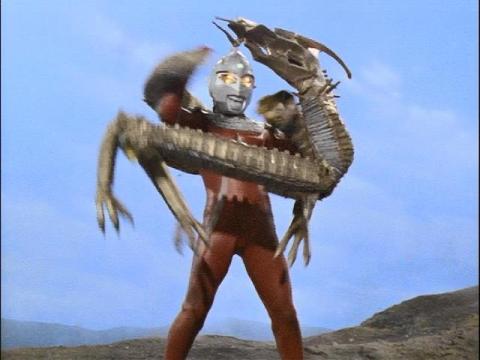 『ウルトラセブン』 第11話 「魔の山へ飛べ」